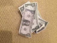 Mock US Dollar