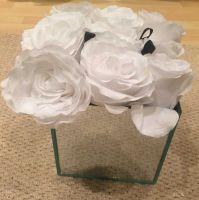 Square Mirror Vase