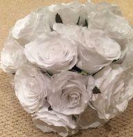 Flower - White Rose Ball